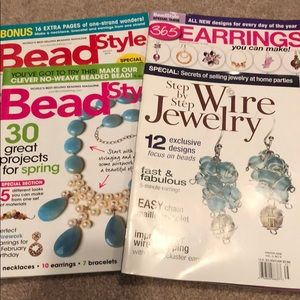🎄4 jewelry making magazines